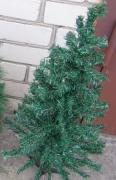 Artificial New Year's spruce, in assortment. 150 cm