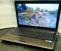 Ігровий ноутбук Asus A52J (core i7, 8 гіг, потужна відеокарта)