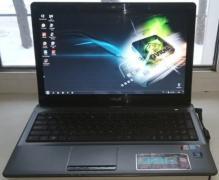 Ігровий ноутбук Asus K52J (core i3, 4 гіга, потужна відеокарта)