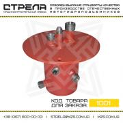 Oil adapter for aerial platform AP-18