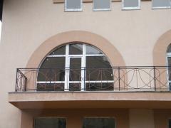 Пластикові Балкони і лоджії Rehau під ключ