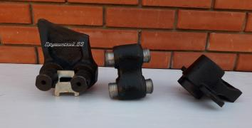 Restoration of the bearing pins of the pads of the BPV SAF axles