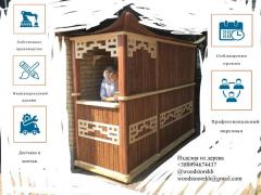 Woodstorekh wood products of any complexity